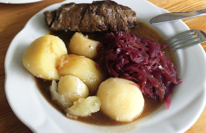 Insider tourist guide to berlin traditional german treats for Authentic german cuisine