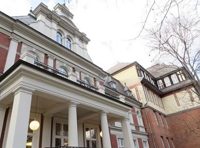 Villa Berlin historic 19 century villas in charlottenburg berlin