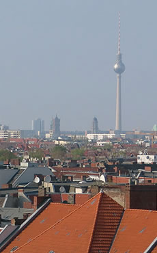 Secert city views, Berlin