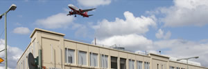 Berlin's alternative sights and highlights: planespotting in a Berlin shopping centre