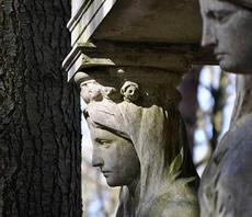 A beautiful - and little known - Berlin cemetery