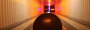 Discovering Berlin's tucked away bowling alleys